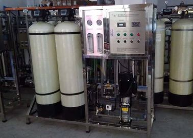 Reverse Osmosis Water Purification Machine 1T/H With 1000L 250 GPH System
