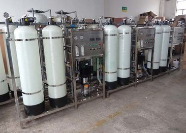 0.75T/H RO Water Treatment System , Automatic Reverse Osmosis Water System For Home