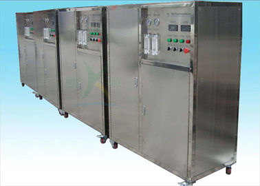 China Industrial Ozone Sterilization System , 1TPH Containerized Water Treatment Plant supplier