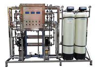 500LPH MMF ACF Double Stage Ultrapure Water System For Hospital Hemodialysis Laboratory