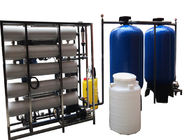 Brackish Water Reverse Osmosis Filter Machine / Water Purifier System For Reducing High TDS