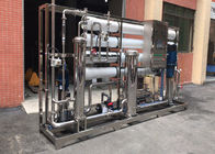 SUS Filtration RO Water Purifier Machine / Pure Drinking Water Treatment System