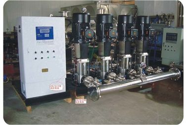 China Industrial Iron Removal Water Systems Frequency Conversion With Centrifugal Pump factory