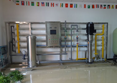 China Industrial Seawater Desalination Equipment With Nano Filtration Membrane 20T/H 8040 factory