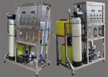 Sea Water Desalination System / 100LPH High Salty RO