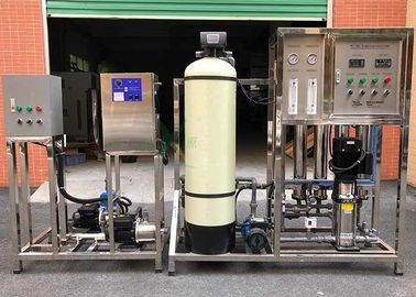 China 1000LPH Water Treatment Accessories With Plug - In Cycle Working Ozone Generator factory
