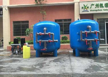 China 50000LPH Seawater Reverse Osmosis System / Water Ro System For Irrigation Domestic Usage distributor