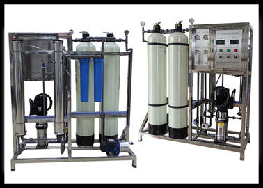 China Reverse Osmosis Drinkable Water Treatment RO Water System Recovery Rate 50%-75% distributor