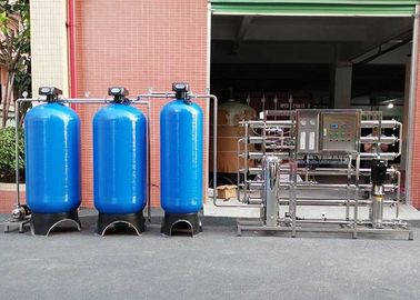China Manual Water Softener System RO Plant Drinking Industrial Water Filter Equipment factory