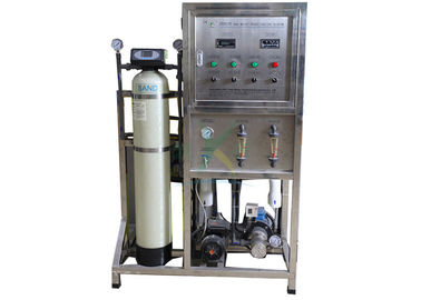 China Industry Seawater Desalination Equipment / Sea Water Purification System factory