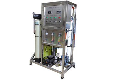 China RO Seawater Desalination Machine , Reverse Osmosis Water Filtration System factory