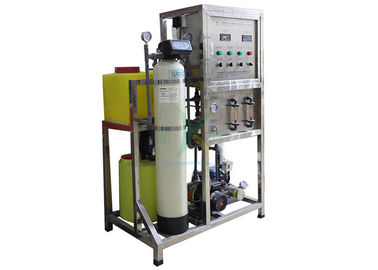 China High Salty Seawater Desalination System For Irrigation / Demostic Usage factory