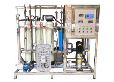 China High Efficient EDI Water Softener System RO Membrane Auto Flush To Protect Membrane factory