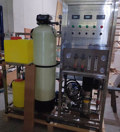 China Drinking Water Seawater Desalination Equipment For Ship Daily Use 1000LPH distributor