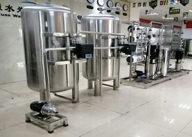 China Reverse Osmosis Water Filtration Treatment Machine Water Purification Plant For Dialysis factory
