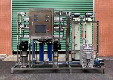 China Reverse Osmosis Ro Water Treatment System Energy Saving 220/380v 50/60hz factory