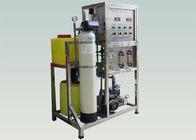 High Salinity Desalination And Water Treatment Machine 35g/L
