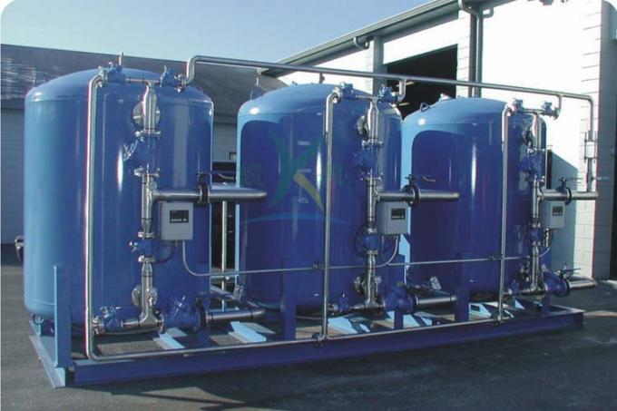 High Speed Iron And Manganese Removal Systems 10T/H For Well Water