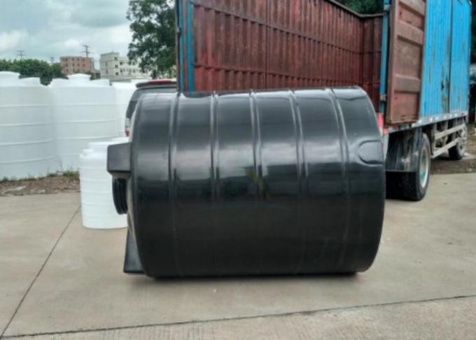 Outdoor Vertical Water Tank Water Treatment Accessories / Large Bucket 20 Tons PE Storage Tank
